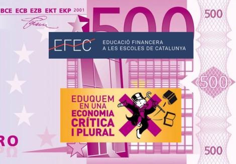 Educació crítica i finances